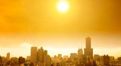 Аномальная жара  в США