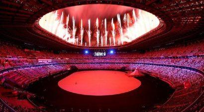 Стартовала Олимпиада в Токио