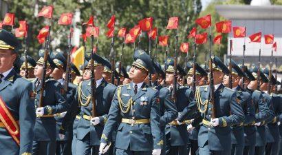 В Кыргызстане пройдет парад к 30-летию Независимости