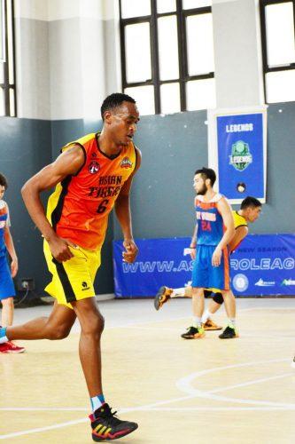 Стартовал третий сезон по баскетболу от Asia Pro League