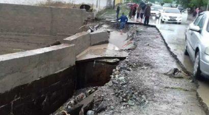 8 человек стали жертвами селевого потока