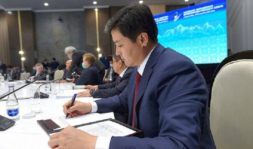 Заседание Межправительственного совета ЕАЭС