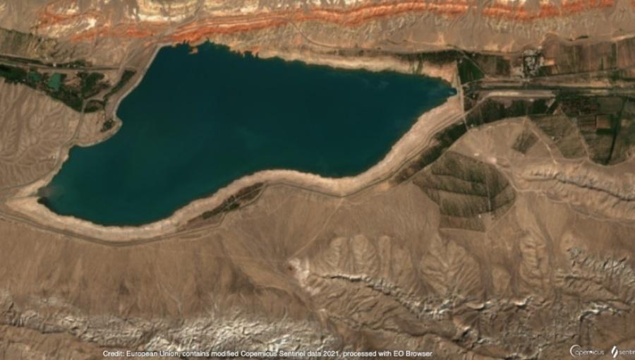 Изменение климата – причина конфликта на таджикско-киргизской границе