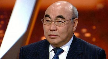 Какова цель визита Аскара Акаев в Кыргызстан?