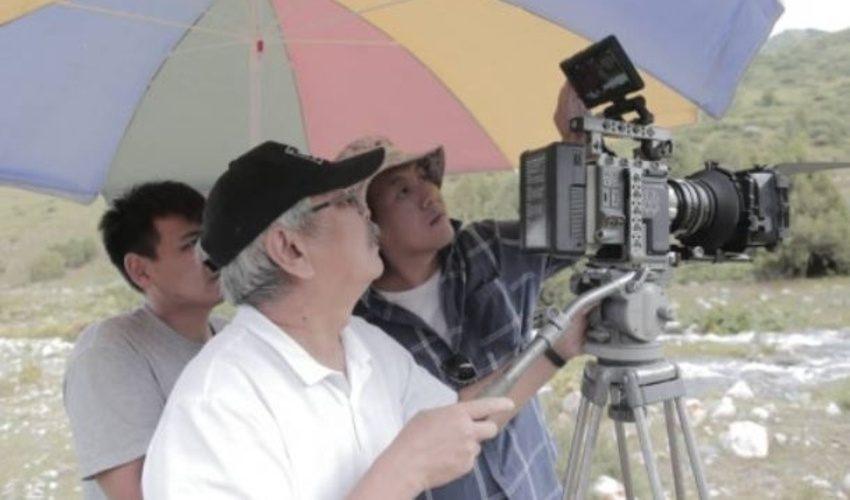 Скандал вокруг нового фильма: Жапаров призвал дождаться завершения съёмок