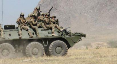 Новые выстрелы на границе с Таджикистаном