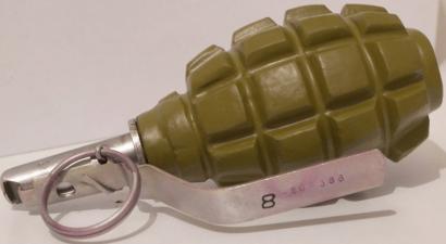 Неожиданный взрыв гранаты ранил пограничника
