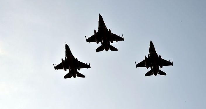 Военные Турции приземлились близ северо-восточной границы Афганистана