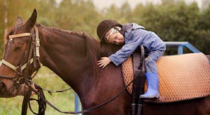 Иппотерапия: лечебная верховая езда