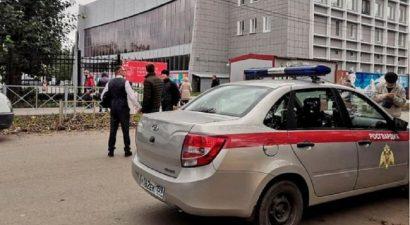 Стрельба в Пермском университете: 6 человек умерли