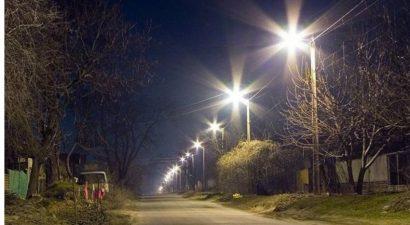 В Кыргызстане будут отключать уличное и рекламное освещение