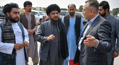 В Афганистан доставлена гуманитарная помощь из Кыргызстана