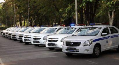 Десять новых «Сhevrolet Cobalt» в распоряжении МВД