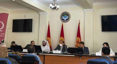 Поддержка для 70 лиц ОВЗ в Кыргызстане