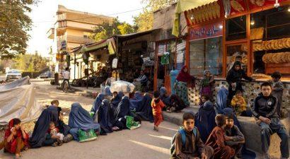Афганистан: массовый голод усугубляет ситуацию в стране