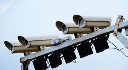 «Безопасный город»: второй этап установки камер
