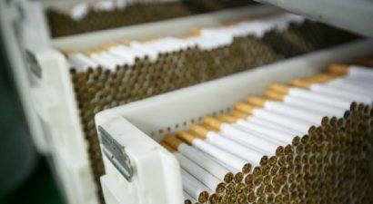 Контрабандные сигареты на 19,4 млн сомов