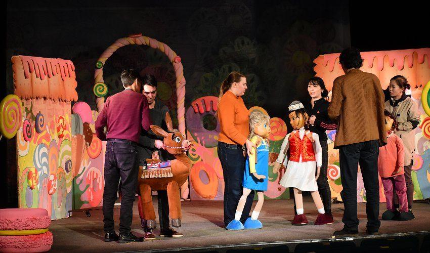 Кукольный театр – место для настоящих любителей искусства